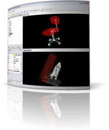 DXF Sharp Viewer screenshot