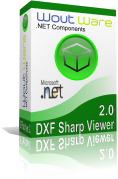 DWG DXF Sharp Viewer icon