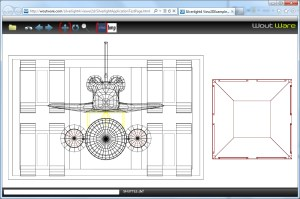 CadLib 4 0 Silverlight 4 - CAD DWG DXF import export view  NET library